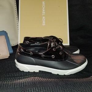Michael Kors rain shoes